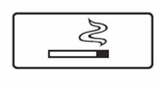 """Bilder von Aufkleber """"Zigarette"""""""
