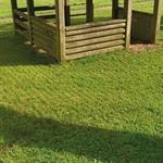 Rasengitterplatte, Fallhöhe 150 cm