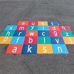 Lernspiel «Alphabet»