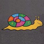 Hüpfspiel «Schnecke»