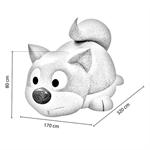3D-Spielfigur «Eichhörnchen»