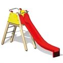 Bilder von Leiterbock mit Rutschbahn, 300 cm