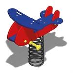 Federwippe «Flugzeug»