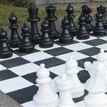 Schachspiel gross