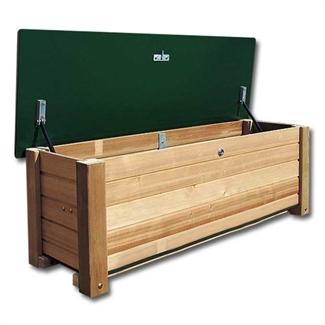 Bilder von Holzkiste für Mühlespiel