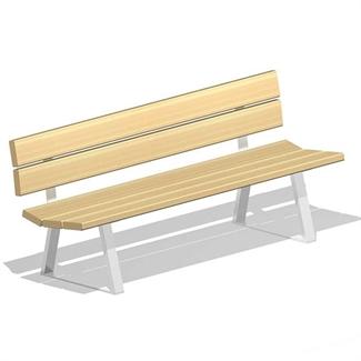 Bilder von Sitzbank «Rigi»