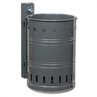 Bilder von Rund-Abfallbehälter, 35 Liter