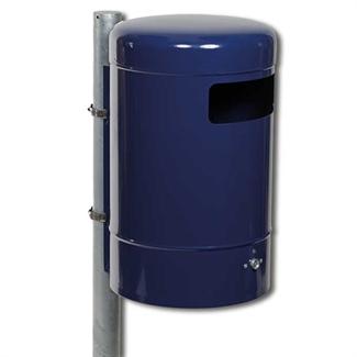 Bilder von Rund-Abfallbehälter, 50 Liter