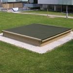 Sandkasten-Schutznetz 150x180 cm