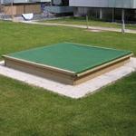 Sandkasten-Schutznetz 250x280 cm